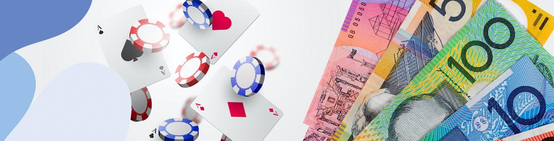 Online gambling for Australian Dollars