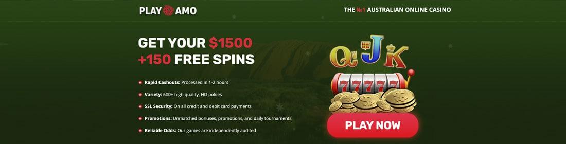 playamo casino Australia