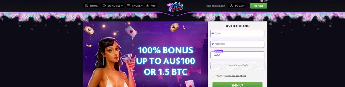 7bit casino Australia