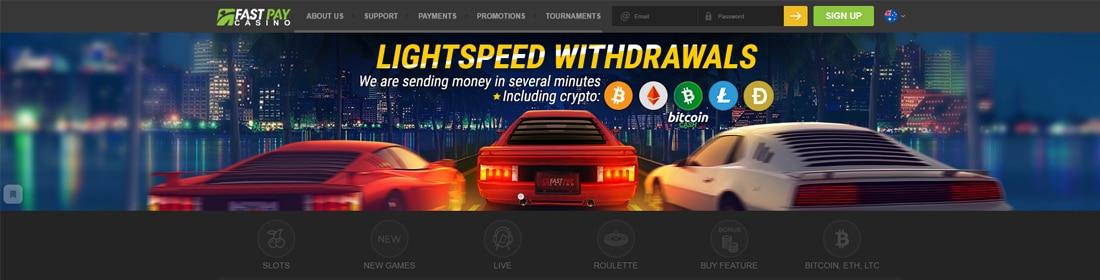 fastpay casino Australia