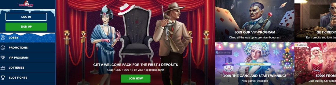 Syndicate casino Australia