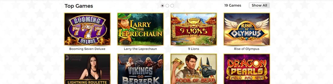 unique casino games