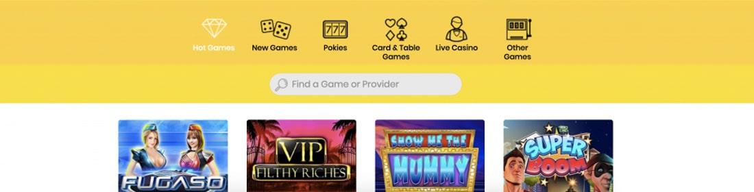 casino dingo slots